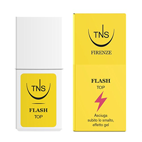Flash Top Coat 10 ml - 1 pz - Tns Cosmetics