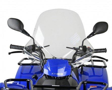 Windschild/Windschutzscheibe Speeds für Kymco MXU 300 R