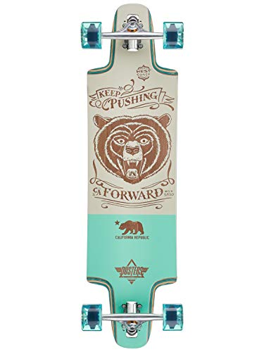 Dusters Longboard Kodiak Drop 91,4 cm, Neo Mint, 6