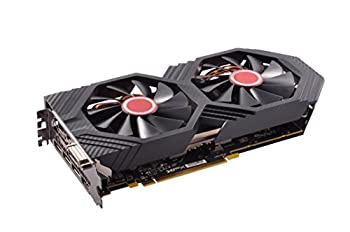XFX GTS XXX Edition RX 580 4GB OC+ 1386Mhz DDR5 With Backplate 3xDP HDMI DVI Graphic Cards RX-580P4DFD6