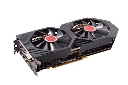 XFX GTS XXX Edition RX 580 4GB OC+ 1386MHz DDR5 w/Backplate 3xDP HDMI DVI RX-580P427D6