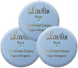 Lavilin ラヴィリン デオドラントクリーム フォーフット 12.5g 【医薬部外品】 3個セット