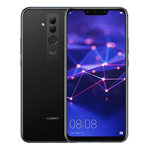 Huawei Mate 20 Lite SNE-LX3 64GB (Factory Unlocked) 6.3' FHD (International Version) (Black)