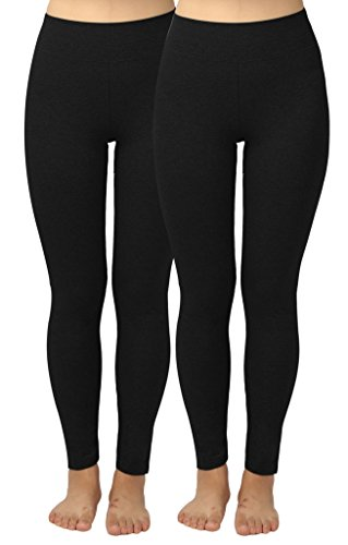 4HOW Women's Ankle-Length Tights Runing Workout Leggings