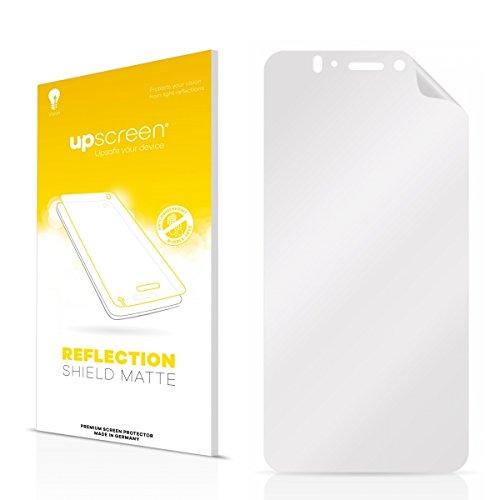 upscreen Reflection Shield Matte Bildschirmschutz Schutzfolie für Jiayu S2 (matt - entspiegelt, hoher Kratzschutz)