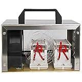LBWNB 35000 MG/H Steeler Generador De Ozono Portátil O3 Profesional para Uso Doméstico Y Comercial para Ambientador De Purificador De Aire Resistente A Desodorante Y Formaldehído