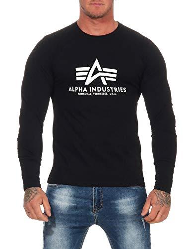 Alpha Industries Herren Taschen Basic schwarz XL