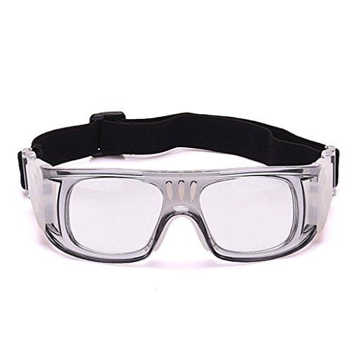 Sportbrillen Outdoor Sports Brille Fußball Brille Basketball Gläser, Staub Gläser, PC explosionsgeschützte Materialien