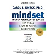 [ Carol S. Dweck] Mindset: The New Psychology of Success - Hardcover