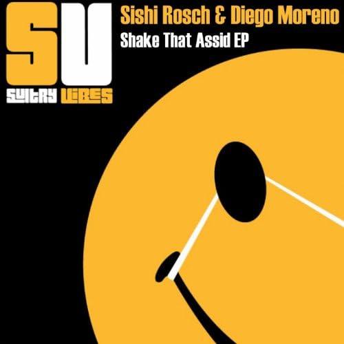 Sishi Rosch, Diego Moreno