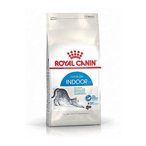 ROYAL CANIN Katzenfutter Feline Indoor 27, 10+2 kg gratis, 1er Pack (1 x 12 kg)