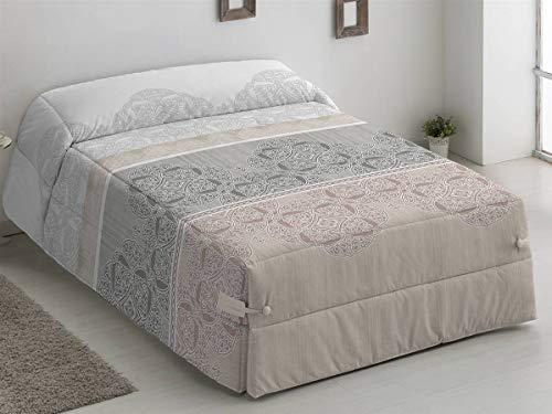 Camatex - Conforter Naima Cama 135 - Color Beig