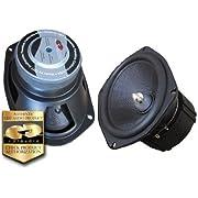 CDT Audio CL-69SUBCF.2 6x9 Subwoofer Pair - 2 Ohm Version