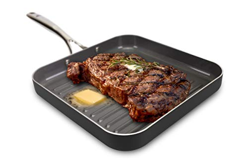 Nonstick Aluminum Grill Pan