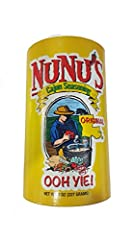This secret blend of spices from NuNu's Fresh Market in Southern Louisiana is an All Purpose seasoning perfect for all foods that could use a Cajun kick of flavor Try it on meats, seafood, poultry, vegetables, eggs, soups, stews and more Create Cajun...