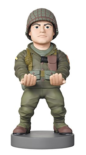 Call of Duty WWII - Figurine Cable Guy Daniels - 20cm