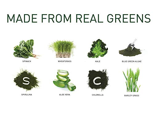 8Greens Effervescent Super Greens...