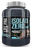 Life Pro Isolate Zero 1Kg | Suplemento Deportivo de Proteína de Suero Aislada, Suplemento Proteísnas para Mejora y Crecimiento del Sistema Muscular, Aumenta Resistencia, Sabor Black Cookies