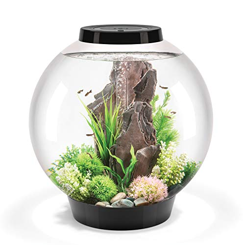 biOrb CLASSIC 60 Aquarium with LED - 16 gallon, Black