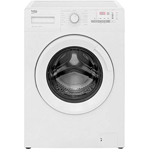 Beko WTG841B2W 8Kg Washing Machine with 1400 rpm - White