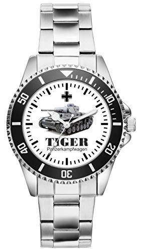 Panzer Panzerkampfwagen Soldat Bundeswehr Geschenk Artikel Idee Uhr 1522