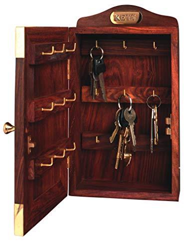 Nauticalia Schlüsselkasten aus Holz, Nicht zutreffend