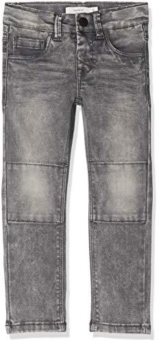 NAME IT Baby-Jungen NMMTHEO DNMCLAS 5152 Pant Hose, Grau (Medium Grey Denim), (Herstellergröße:92)