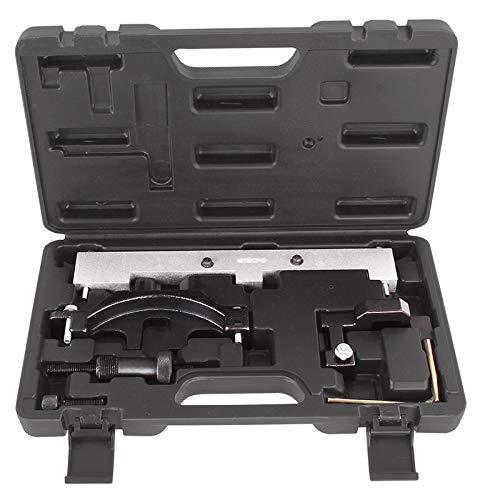 TECPO Motor Einstellwerkzeug Satz Nockenwellen Arretierung BMW E81 E87 E46 E90 N40 N45