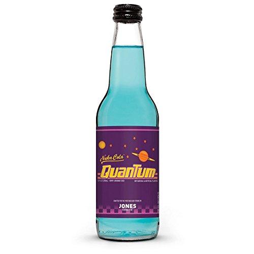 Nuka Cola Quantum from Fallout Jones Soda   4 Bottle