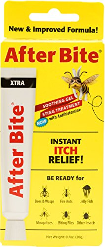 After Bite Xtra Insect Bite Treatment, 0.7 Ounce (Pack of 4)