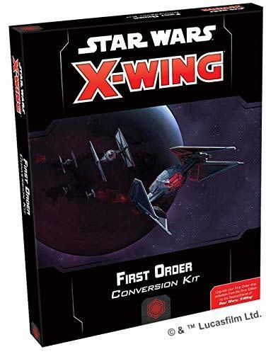 Fantasy Flight Games FFG SWZ18 Star Wars X-Wing: First Order Conversion Kit
