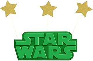 BigZ Star Wars Logo Fondant and Cookie Cutter