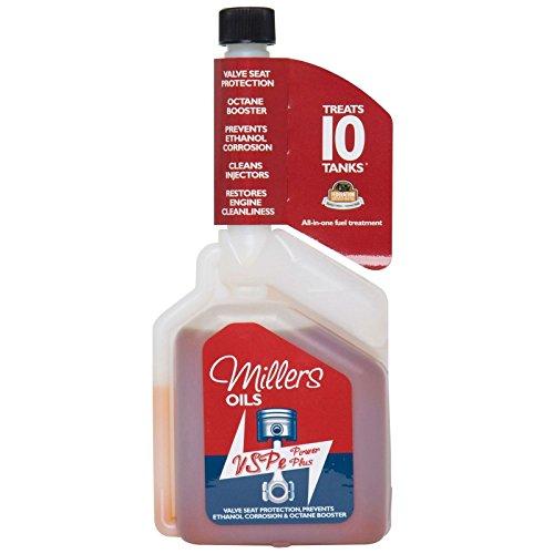 Millers Oils VSPe Power Plus Kraftstoffzusatz und Octan-Booster, 500 ml
