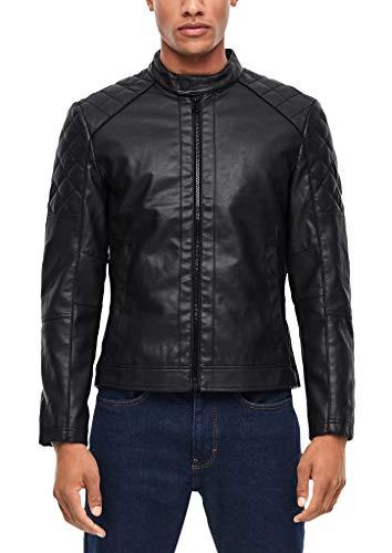 s.Oliver RED Label Jacke im Biker-Look Black 3XL