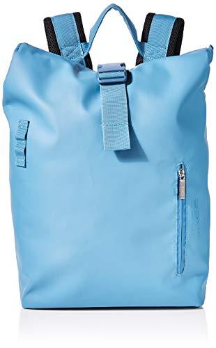 BREE Unisex-Erwachsene Pnch 712 Backpack Rucksack, Blau (Provincial Blue), 14x36x30 cm