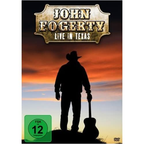 Fogerty John-Live in Texas-DVD [Import Italien]