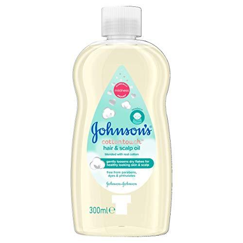 Johnson's Cottontouch Hair & Scalp Oil, 300ml