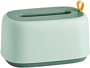 Toiletrolhouder, badkamerweefselhouder voor badkamer, keuken, wasruimte -groen