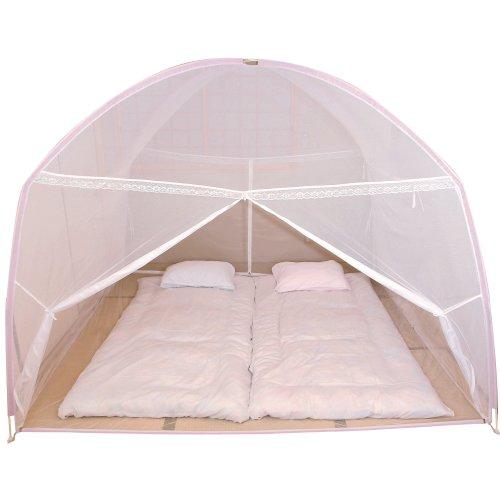 大きな蚊帳(かや) ~涼しく快眠~ 8727