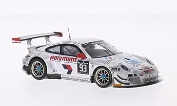 Porsche 911 (997) GT3 R, No.93, Pro GT by Almeras, 24h Spa, 2014, Model Car, Ready-made, Spark 1:43