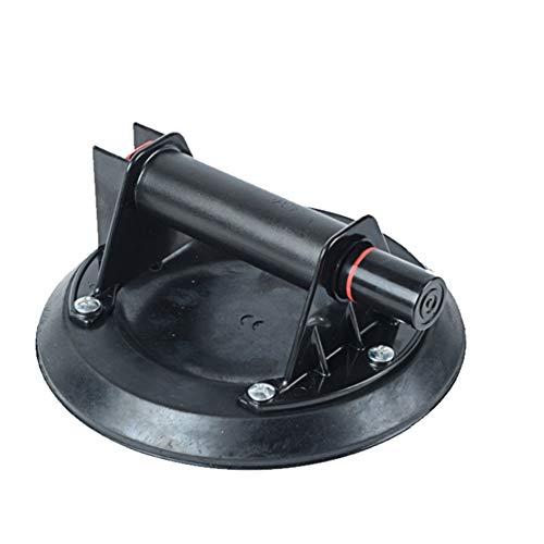 Vakuum Saugheber Glassauger,Vakuumheber Plattenheber Sauggriff Pumpvakuumheber mit Handpumpe, Saugnapfhalter aus Glas zum Heben von Granit, Fensterwechsel (8 Zoll)