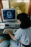 OROKEN E The new 530,000 CT scanner in use LIBRARY FILE Nchi Harpik - Vintage Press Photo