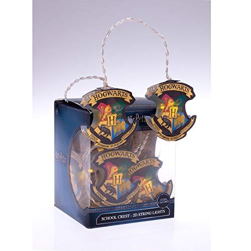 Luces Decoracion Harry Potter Hogwarts