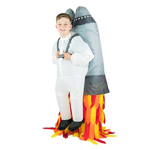 Bodysocks Fancy Dress- Disfraz, Multicolor, jetpack (5060298047342)