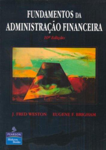 Fundamentos Da Administração Financeira