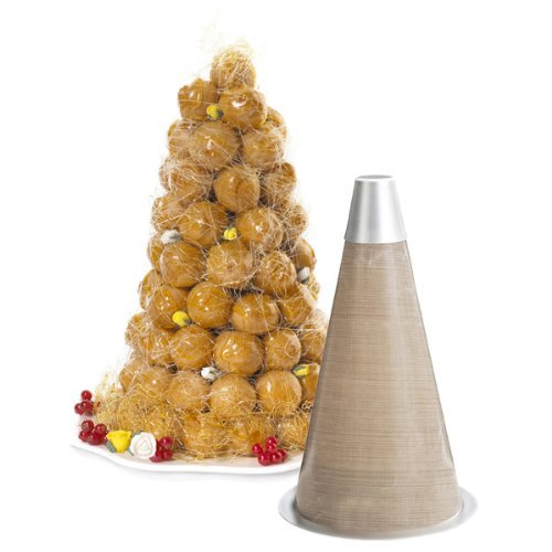 Alan Silverwood Profiterole Party Croquembouche Set Recipe Included - 45023