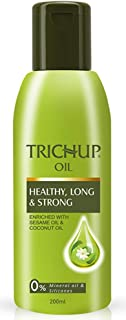 Trichup Oil For Healthy ,Long & Strong Hair 200Ml by TRICHUP