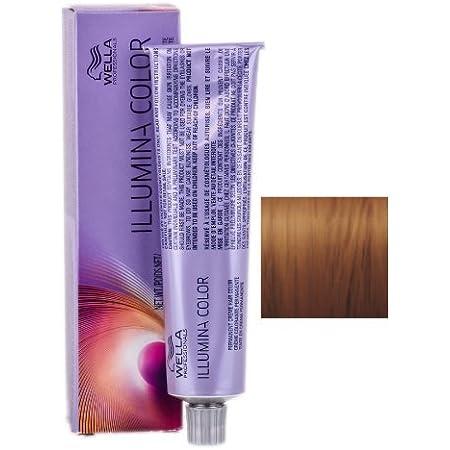 Wella Illumina Permanente Crema Tinte para el Cabello 7/35 por Wella