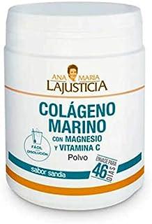 Ana María Lajusticia Colageno Marino con Magnesio y Vitamina C - 350 gr Sandia