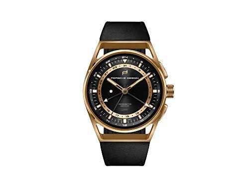 Reloj Automático Porsche Design 1919 Globetimer UTC, Oro 18K, 6023.4.06.004.07.2